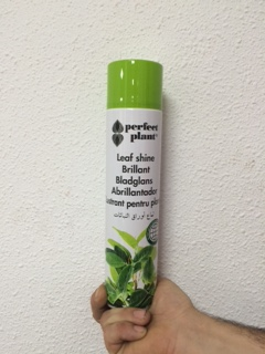 Abrillantador Perfect Plant 600ml
