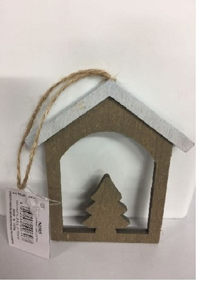 House Tree 10cm x6