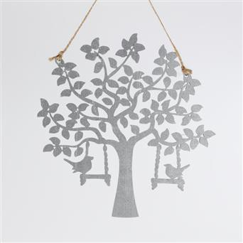 OASIS Hanging Tree Silver